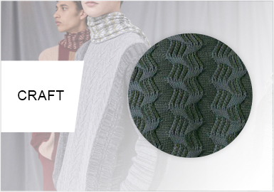 Origin -- Stitch Trend for Men's Knitwear