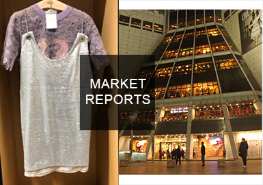Sweet and Cool Girls -- Womenswear Retail Markets in Hangzhou