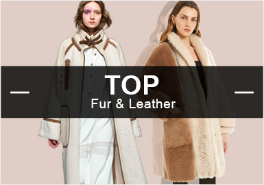 Fur&Leather -- Analysis of Popular Items in Womenswear Markets