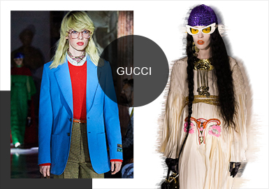 Gucci -- Analysis of Resort 2020 Catwalk Brands