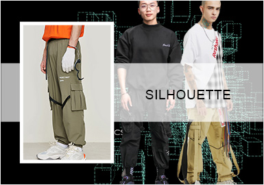 Funky Street -- Silhouette Trend for Men's Cargo Pants