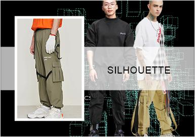 Funky Street -- Silhouette Trend for Men's Cargo Pants