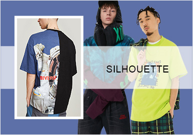 "Going with ""Newness"" -- Silhouette Trend of Men's T-Shirts"