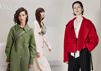 Sophisticated Women (Color) -- 18/19 A/W Womenswear Benchmark Brand