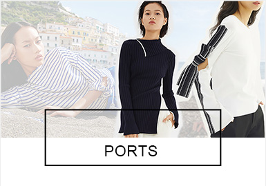 Pared-Back and Elegant Luxe -- Analysis of Ports