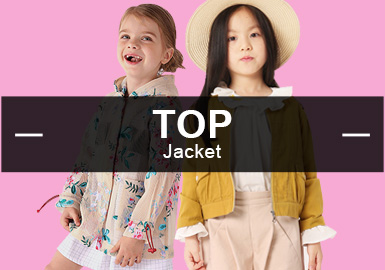 Jacket -- Analysis of Girls' Popular Items