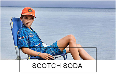 Palm Trees in Summer -- Scotch & Soda