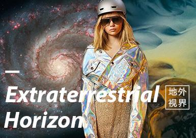 Extraterrestrial Horizon -- Theme Trend for A/W 20/21 Kidswear