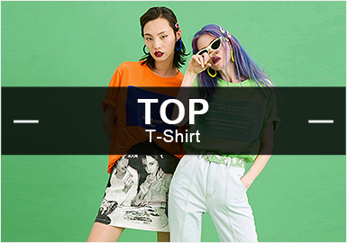 T-shirts -- Analysis of Popular Items in Menswear Markets