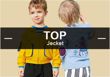 Jackets -- Analysis of Boys' Popular Items