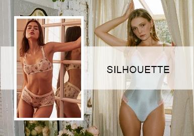 Key Silhouettes for Lingerie