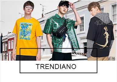 Unconventional -- TRENDIANO