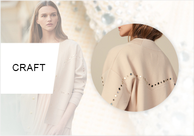 Elegant Details -- Craft Trend for Women's Knitwear