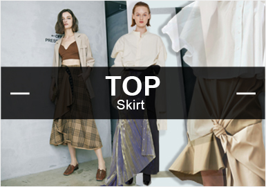 Skirts -- Analysis of Hot Items in Womenswear Markets