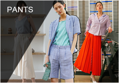 Trousers in Summer -- The Comprehensive Analysis