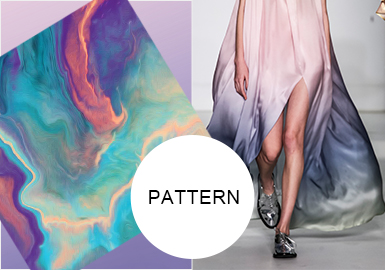 Ombre -- The Pattern Trend for Womenswear