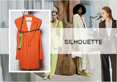 Modern Independence -- The Silhouette Trend for Women's Suits