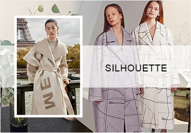Tailoring -- The Silhouette Trend of Women's Coats