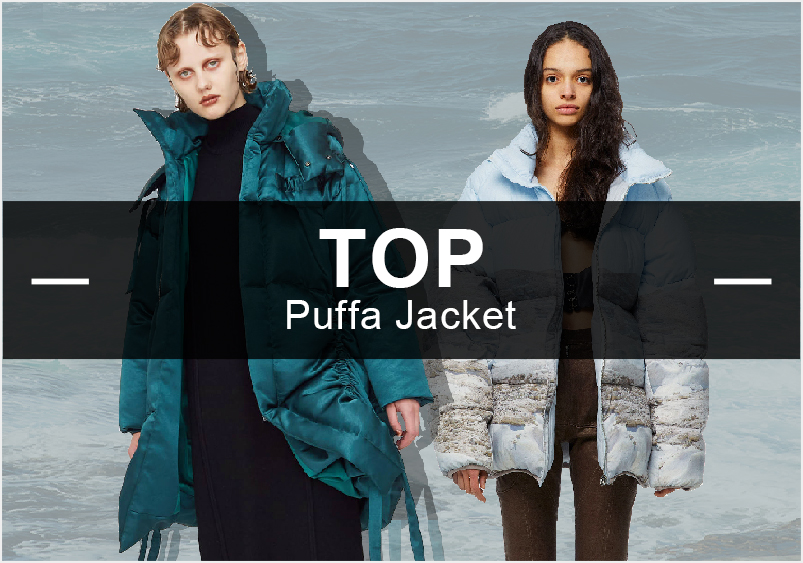 The Puffa Jacket -- The Analysis of Popular Items in the Womenswear Market