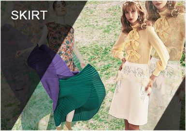 Skirt -- The Comprehensive Analysis of Designer Brands' Skirts