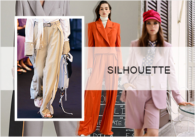 The Urban Unisex Style -- The Silhouette Trend for Women's Pants