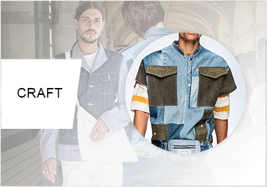 Offbeat Denim -- The Craft Trend for Men's Denim