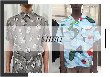 Shirts -- The Analysis of Men's Shirts at Trunk Shows