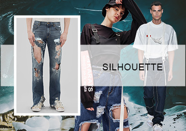 Denimism -- The Silhouette Trend for Men's Denim