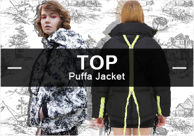 The Puffa -- The Analysis of Popular Items in Women's Markets