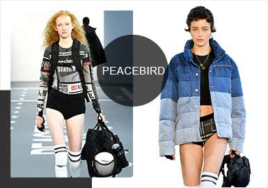 Unconventional -- The Catwalk Analysis of PEACEBIRD Womenswear