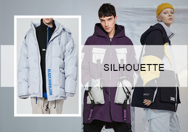 The Fashion Declaration -- The Silhouette Trend for Men's Puffas