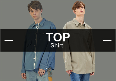 The Shirt -- The Popular Items in Menswear Markets