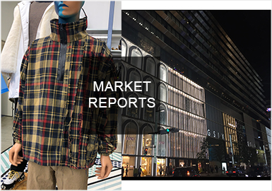 Decoding Fashion Trend -- The Comprehensive Analysis of Japanese Menswear Retail Markets