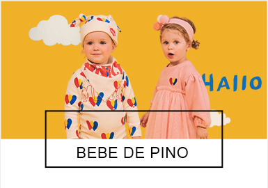 Cute And Funny Diary- BEBE DE PINO Benchmark Brand for Kidswear