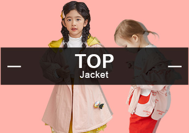 The Jacket- The Analysis of Popular Items for Kidswear