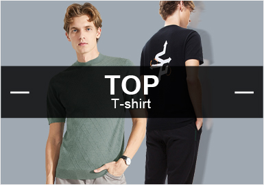 T-shirts -- The TOP List of Men's Knitwear