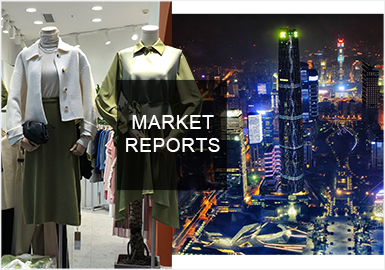 Modern New Fashion -- The Comprehensive Analysis of Womenswear in Guangzhou Markets