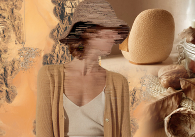 Natural- The Color Trend for Women's Knitwear (Comprehensive)