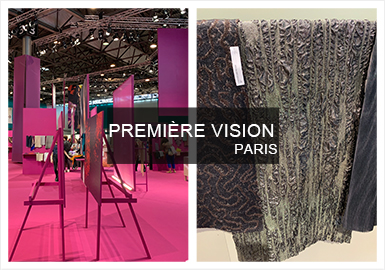 New Fashion-- The Comprehensive Analysis of Menswear Fabrics in Première Vision Paris