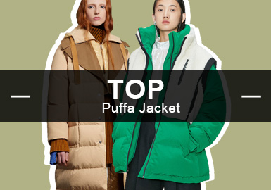 Puffa Jackets- The Analysis of Popular Items in Womenswear