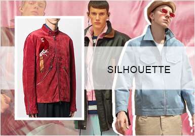 Infinite Changes- The Silhouette Trend for Men's Leather Clothing (Business Leisure)