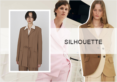 Feminism- The Silhouette Trend for Women's Suits