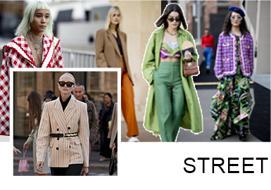 Milan Talent Show- The Comprehensive Analysis of Milan Fashion Week Street Snaps