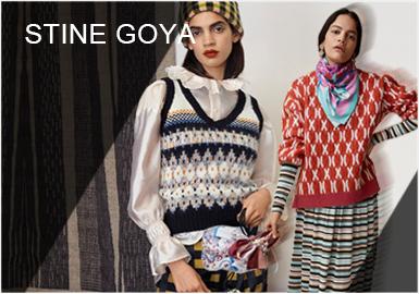 Night of Legends -- Stine Goya The Women's Knitwear Designer Brand