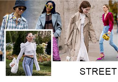 Urban Fashion- The Comprehensive Analysis of Paris Fashion Week Street Snaps