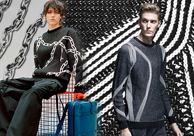 Fashion Brands Effects -- The Comprehensive Analysis of Men's Knitwear in Chinese Markets