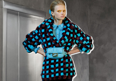 Return of Female Self-awareness -- The Catwalk Analysis of Fendi Womenswear