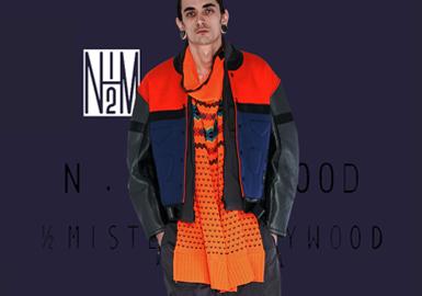 N.Hoolywood -- The Menswear Designer Brand
