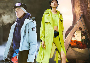 Extreme Future -- The Protective and Functional Fabric Trend for Womenswear
