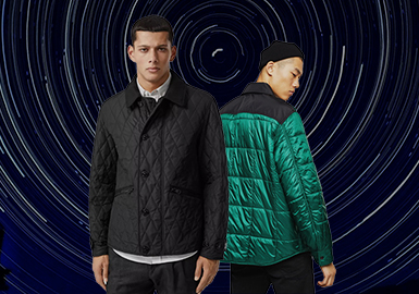 Quilting -- The Silhouette Trend for Men's Business Puffa Jackets